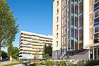 KWA Georg-Brauchle-Haus in München: Das erste Wohnstift des Unternehmens wurde vor 45 Jahren eröffnet