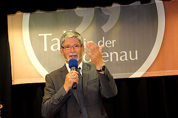 Herbert Schlecht, Stiftsdirektor im KWA Parkstift Rosenau in Konstanz