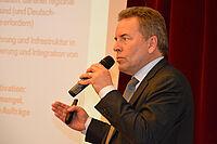 Recruiting-Experte Dr. Axel Klopprogge, Geschäftsführer von Strategy for People, sprach über Grundlagen, Herausforderungen und Chancen mit Pflegekräften aus Spanien