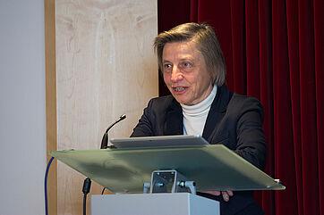 Ministerialdirigentin Ruth Nowak, Amtsleiterin des Bayer. Staatsministeriums für Gesundheit und Pflege.