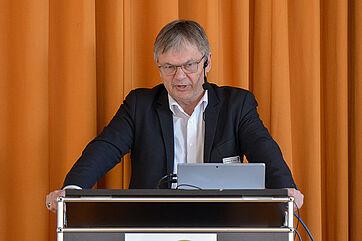 Thomas Klie beim KWA Symposium 2019