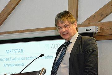 Prof. Dr. Thomas Klie, Referent und Moderator