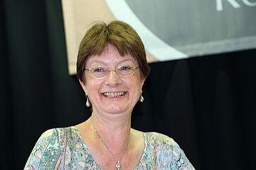 """Anne Pesaro, Chefin von """"Anelu Eishandwerk"""" in Konstanz"""