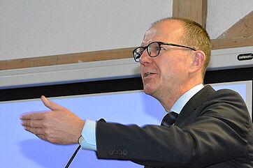 Dr. Stefan Arend, KWA Vorstand