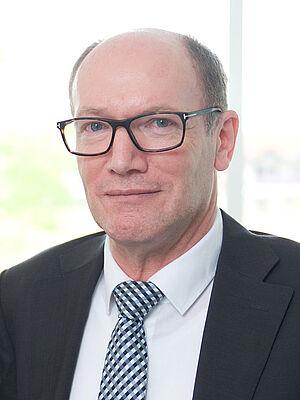 KWA Vorstand Horst Schmieder