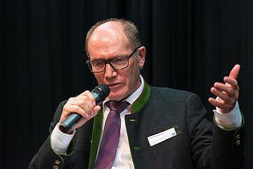 KWA Vorstand Horst Schmieder.