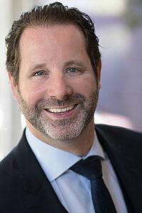 David Urbach ist neuer Stiftsdirektor im KWA Caroline Oetker Stift in Bielefeld.