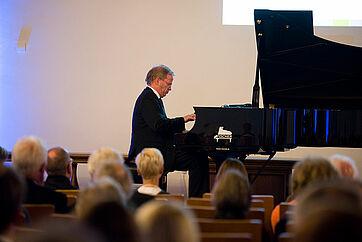 Festvortrag von Prof. Dr. Dr. h.c. Andreas Kruse mit Musik von Johann Sebastian Bach