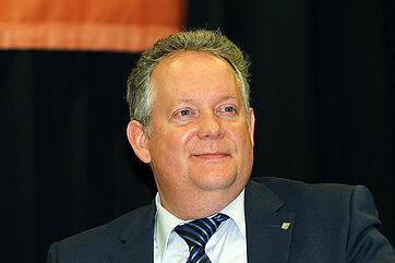 Thomas Niederberger war vor seiner Wahl zum Stadtrat als Stadtschreiber tätig.