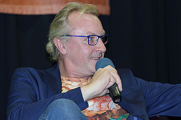 Talk-Gast Daniel Groß, Stadtführer in Konstanz aus Leidenschaft