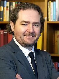 David Hölscher, Stiftsdirektor im KWA Caroline Oetker Stift seit dem 1. März 2021