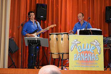 """Partyband """"Blue Bananas"""""""