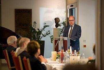 Michael Pfitzer, Stiftsdirektor im KWA Luise-Kiesselbach-Haus in München-Riem
