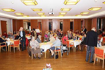 Fotos vom Talk mit Dr. Andreas Osner: Hanna Binder