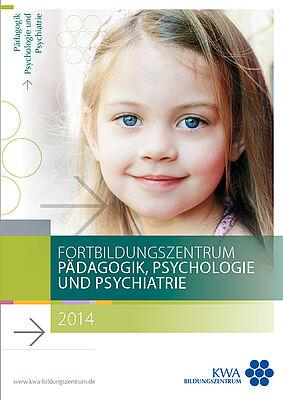 Fortbildungprogramm des KWA Bildungszentrums in Pfarrkirchen für den Fachbereich Pädagogik, Psychiatrie und Psychologie