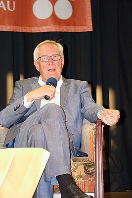 Dr. Rüdiger Schulz, Wirtschafts- und Sozialwissenschaftler