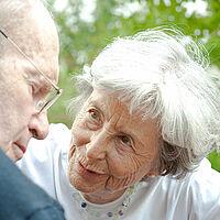Palliative Pflege bei KWA Kuratorium Wohnen im Alter