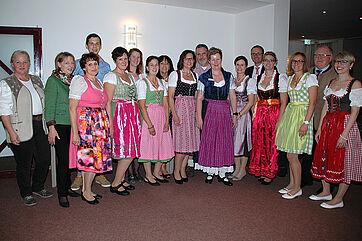 Verwaltungs- und Serviceteam des KWA Stifts Rottal