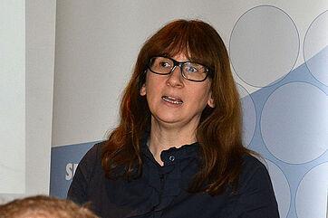 Dr. Adelheid Susanne Esslinger, Leiterin der Studie zur heimärztlichen Versorgung