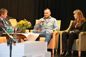 Semir Sogorovic beim KWA Symposium