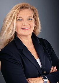 Anita Hauser, Stiftsdirektorin im KWA-Luise-Kiesselbach-Haus seit dem 1. März 2021