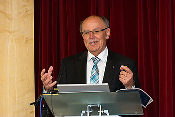 Josef Mederer, Präsident des Regierungsbezirks Oberbayern.