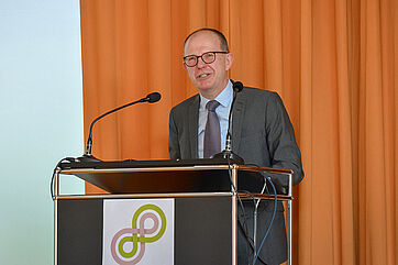 KWA Vorstand Dr. Stefan Arend