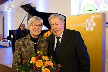 Ehepaar Dagmar und Hermann Beckmann