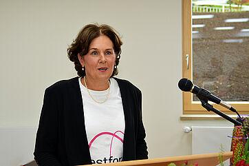 KWA Stiftsdirektorin Lisa Brandl-Thür