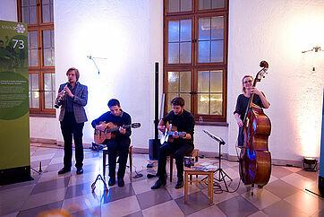 Monaco Swing Ensemble