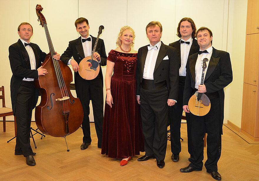 Solisten der Philharmonie Grodno (Weißrussland) zu Gast im KWA Stift Rupertihof