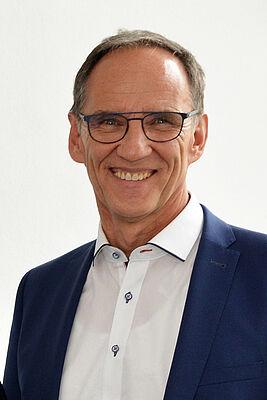 Manfred Zwick, Mitglied der KWA-Geschäftsleitung - Foto: Foto: KWA / Jörg Peter Urbach