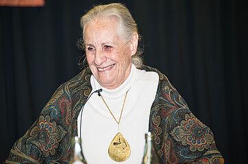 Angela Rosengart im KWA Parkstift Rosenau in Konstanz: einst mit Pablo Picasso befreundet.