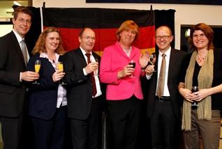Bundeskanzlerin, Markus Blume, Kerstin Schreyer-Stäblein, Claudia Stamm, Wolfgang Krebs, Edmund Stoiber