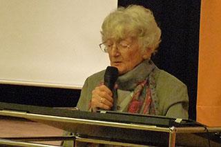 Stiftsbeiratsvorsitzende Ursula Meyer-Luyken