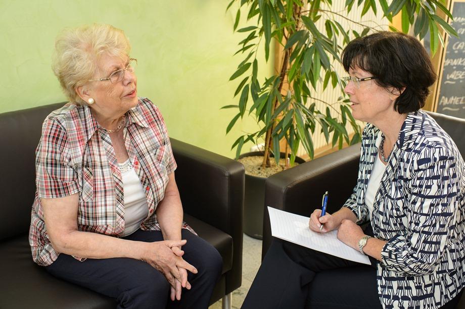 KWA Club Mitglieder können an Veranstaltungen im Haus teilnehmen und werden individuell beraten.