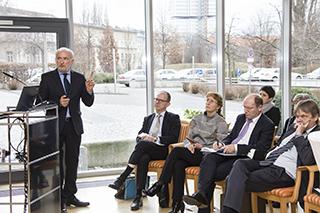 Prof. Dr. Stefan Görres, Institut für Public Health und Pflegeforschung der Universität Bremen