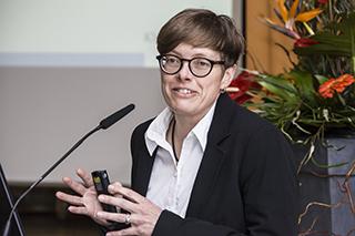 Monika Nirschl, Leiterin Abteilung Qualität Prozesse und Strukturen bei KWA