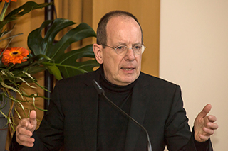 Prof. Dr. Roland Schmidt, Fakultät für Angewandte Sozialwissenschafter der Fachhochschule Erfurt