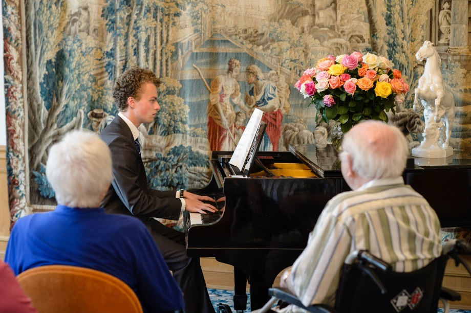 Konzerte, Vorträge, Ausflüge - das Kultur- und Veranstaltungsprogramm im KWA Caroline Oetker Stift ist abwechslungsreich.