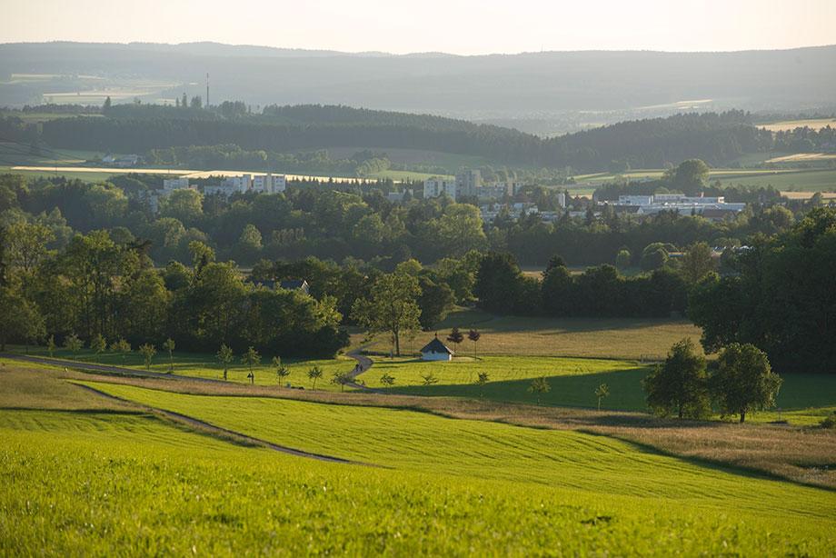 Umgeben von gesunder Natur - Urlaub im KWA Kurstift Bad Dürrheim