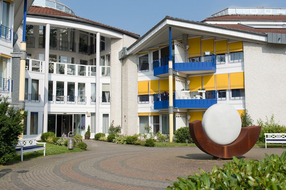 KWA Stift Urbana im Stadtgarten, Hausansicht
