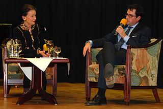 Monique Würtz und Beat Fehlmann